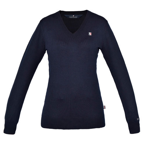 Kingsland Classic Ladies V-Neck Pullover